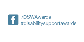 Facebook DSWA Awards Logo