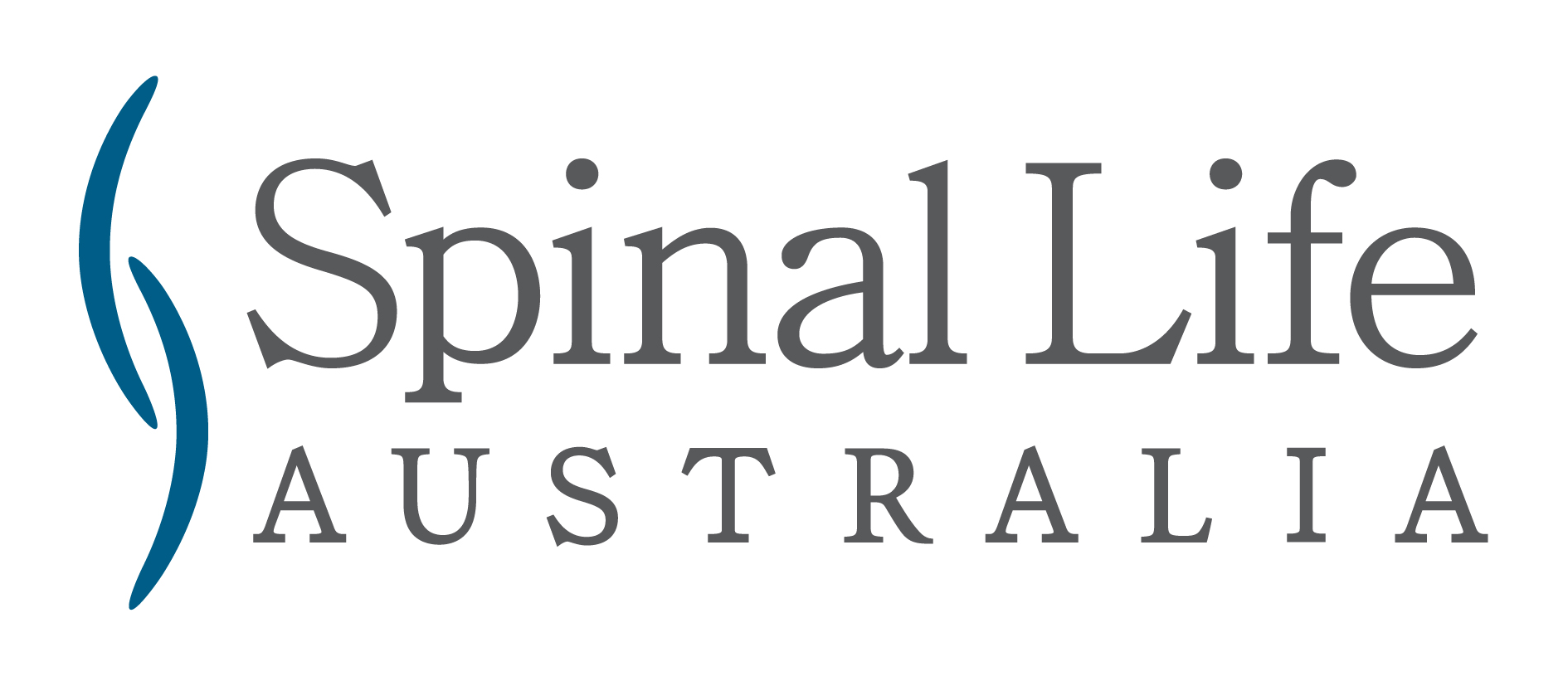 Logo that reads Spinal Life Australia