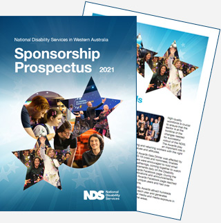 The National Disability Services Western Australia Sponsorship Proposal 2020
